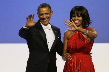 Az Obama házaspár néhány személyes tárgyát árverezik el Beverly Hillsben