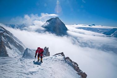 Hét hónap alatt akarja meghódítani a világ 14 legmagasabb hegycsúcsát egy hegymászó