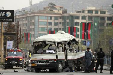 A tálibok elfoglalták az elnöki palotát Kabulban
