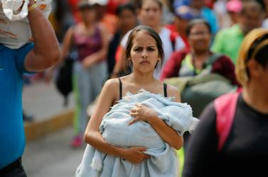 Szüljetek, szüljetek! – gyermekvállalásra sürgeti a nőketa venezuelai elnök