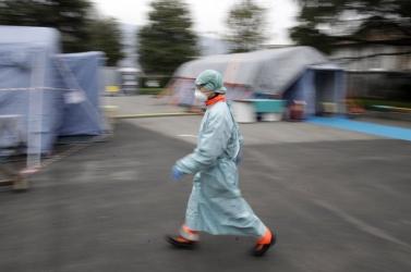 Egy százalékkal nőtt a fertőzések száma Oroszországban