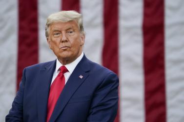 Már nem elnök, de annyira botrányos figura volt Trump, hogy ismét vádat emelnek ellene
