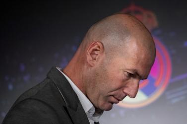 Zidane nem tulajdonított nagy jelentőséget 100. realos bajnoki sikerének