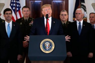 Felmentették Donald Trumpot a vádak alól az amerikai szenátusban