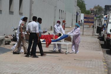 WHO: Az indiai vírusvariáns legalább 17 országban van jelen