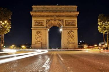 Egy évvel elhalasztották a párizsi Diadalív becsomagolását