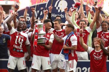 FA Kupa - Az Arsenal fordított a Chelsea ellen és megyerte a döntőt (Videó)