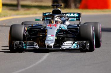Ausztrál Nagydíj - Hamiltoné az első rajtkocka a szezonnyitón