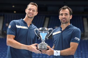 Australian Open: a szlovák Filip Polášek megnyerte a páros döntőt!