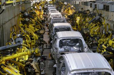 Leállt az autógyártás Indiában