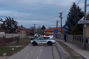 AUTÓS ÜLDÖZÉS: A rendőrök Dióspatonyban vetettek véget egy sofőr menekülésének