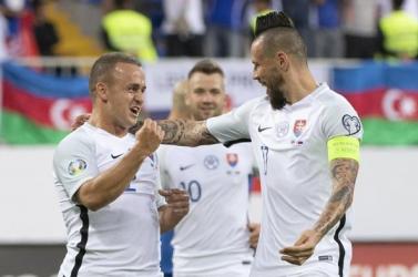 Közel a megállapodás: Hamšík után újabb szlovák labdarúgó köthet ki Nápolyban