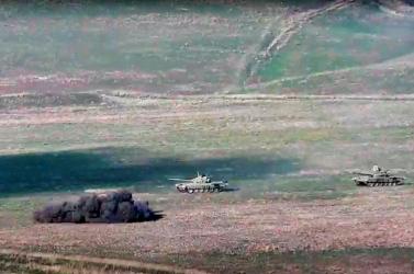 Tombol a feszültség Örményország és Azerbajdzsán között, előbbiben rendkívüli állapotot rendeltek el!