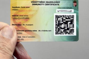 Védettségi igazolvány nélkül senkit nem fognak fogadni a magyarországi szállodák