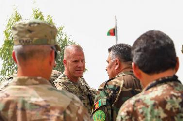 Meghalt egy cseh katona Afganisztánban