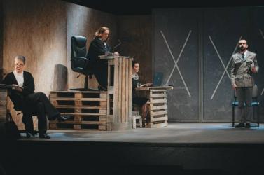A kassai Thália Színház Terror című darabja lesz az egyetlen kisebbségi nyelvű előadás a szlovák színházi fesztiválon