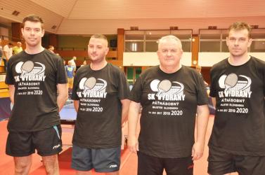 Asztalitenisz: Országos bajnok a Hodos csapata
