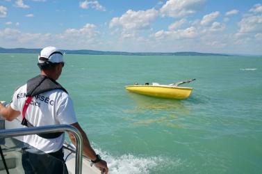 BORZALOM: A Balatonba fulladt egy testvérpár