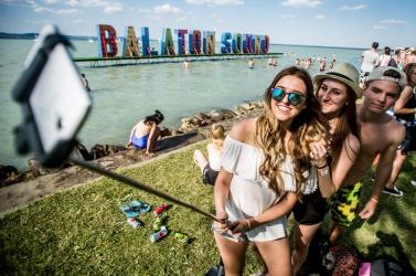Látogatócsúcsot döntött a Balaton Sound