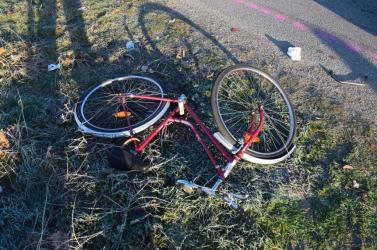 Halálos balesetek: 75 éves gyalogos és 79 éves kerékpáros vesztette életét