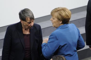 Nővel házasodott az egyik német miniszternő