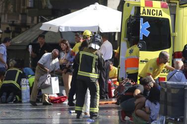 2018-ban ismét csökkent a terrortámadások száma