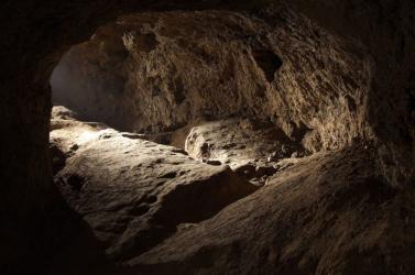 A heves esőzések miatt elárasztott barlangból mentettek ki két férfit