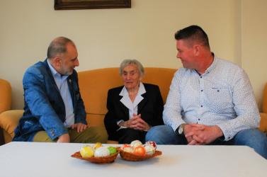103 éves Somorja legidősebb lakosa
