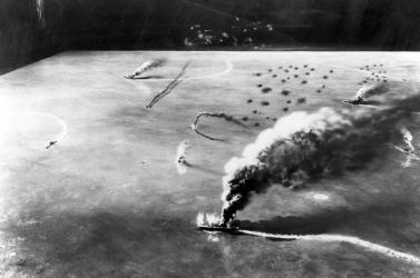 Kettő, a II. világháborúban elsüllyedt japán repülőgéphordozó roncsait fedezték fel
