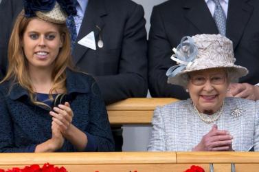 Gyermeket vár Beatrix hercegnő, II. Erzsébet unokája