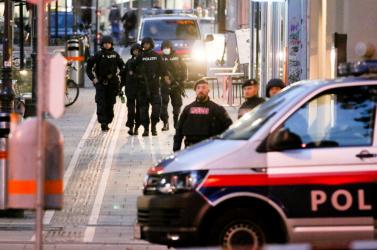 Cáfolta a rendőrség, hogy Szlovákiából származó munícióval lövöldöztek volna Bécsben