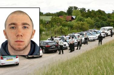 Elfogták a szökésben lévő rabot, ezúttal nem tudott túljárni a rendőrök eszén