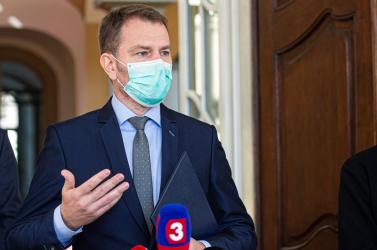 Matovič: talán csak szombaton derül ki a kormány végleges összetétele (a lehetséges listával)
