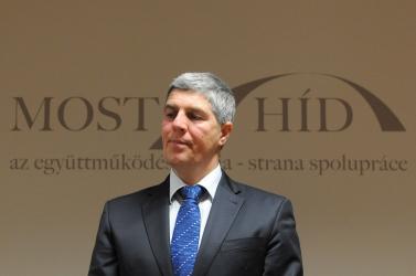 Bugár: Nem foglalkoztat, hogy nem hívtak meg a KMKF ülésére