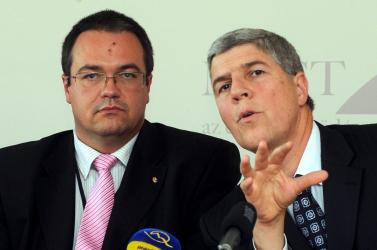 A nagykövet azt kívánta Bugárnak, hogy javuljon a Híd és az MKP viszonya