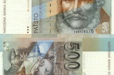 A szlovákiaiak harmada visszasírja a szlovák koronát