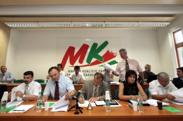 Az MKP bírálja Fico korrupt rendszerét