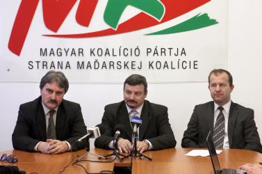 Az MKP ott lesz a Kárpát-medencei Magyar Képviselők Fórumán, a Híd nem kapott meghívót