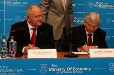 Čaplovič: az euroalapok felhasználásában voltunk a legjobbak!