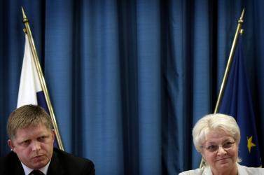 Fico kiáll Tomanová és a klientizmus mellett