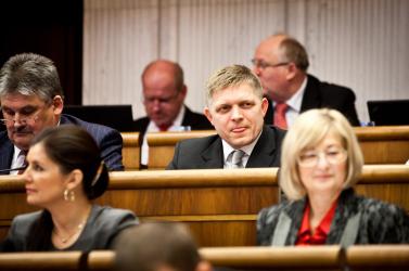 Ha a Smer kormányra kerül, titkos szavazással új főügyészt választ