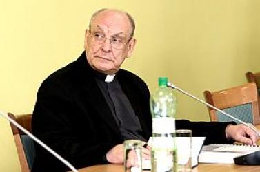 Elhunyt Rudolf Baláž besztercebányai megyéspüspök