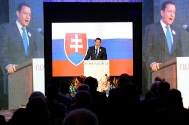 """Párt alakult """"Új Többség (Daniel Lipšic)"""