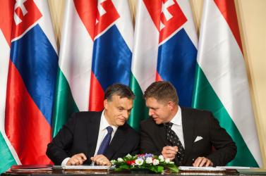 Tavaly a gazdasági együttműködésről szóltak a szlovák-magyar kapcsolatok