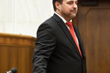 Igor Federič perrel fenyegette meg a Sme napilapot