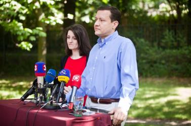 Lipšic és Žitňanská is bejelentette távozását a KDH-ból
