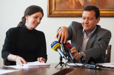 Összegyűltek az aláírások Lipšic új pártjának regisztrálásához