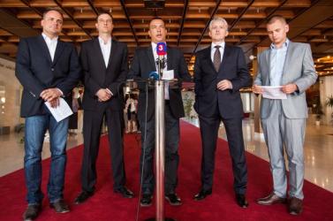Az egykori SaS-képviselők Lipšic pártjának tagjai lesznek