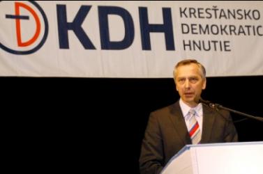 KDH: Bátorság és a megfontoltság