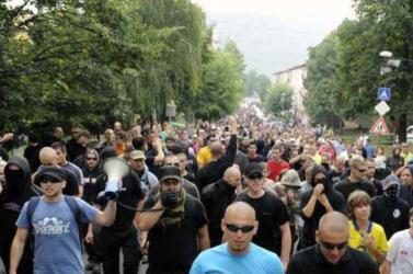55 ezer euró kártérítést fizet Szlovákia jogsértett romáknak